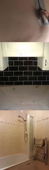 Chorley Plastering and Tiling